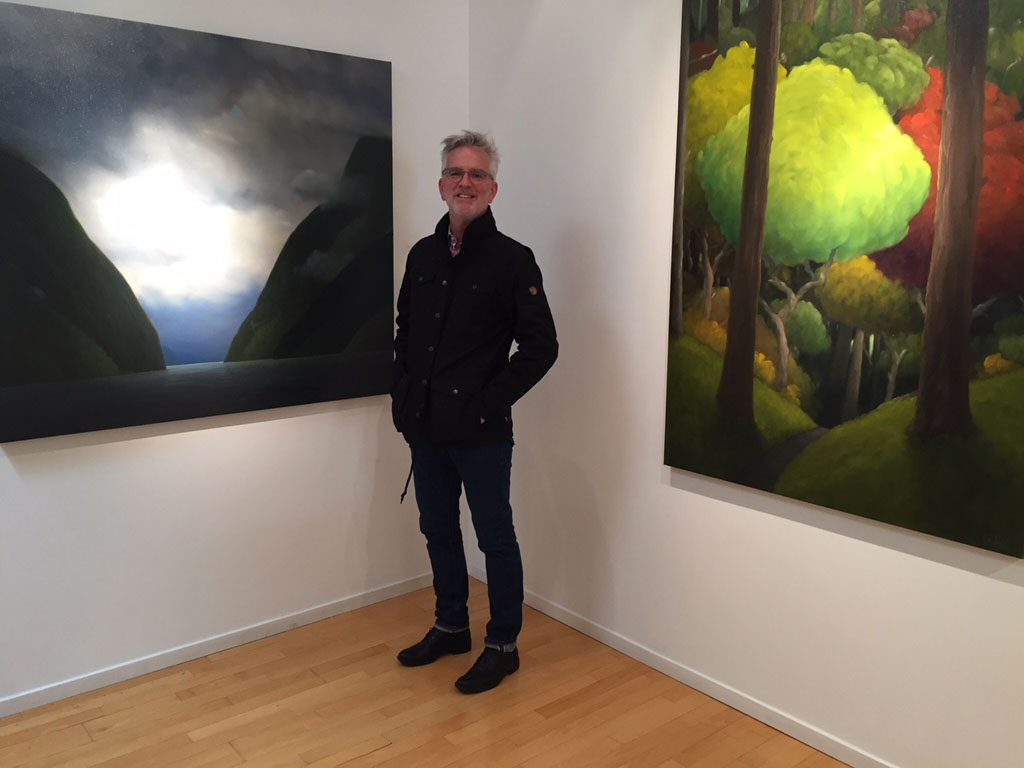 Ross Penhall | Vancouver Artist | Caldwell Snyder Gallery
