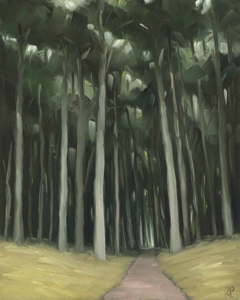 study 18-101 Cypress Forest 10x8