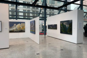 Ross Penhall | Art Installation | Pendulum Gallery, Vancouver