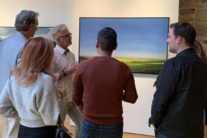 Ross Penhall | Standing Still Exhibition | Caldwell Snyder Gallery | St. Helena, CA