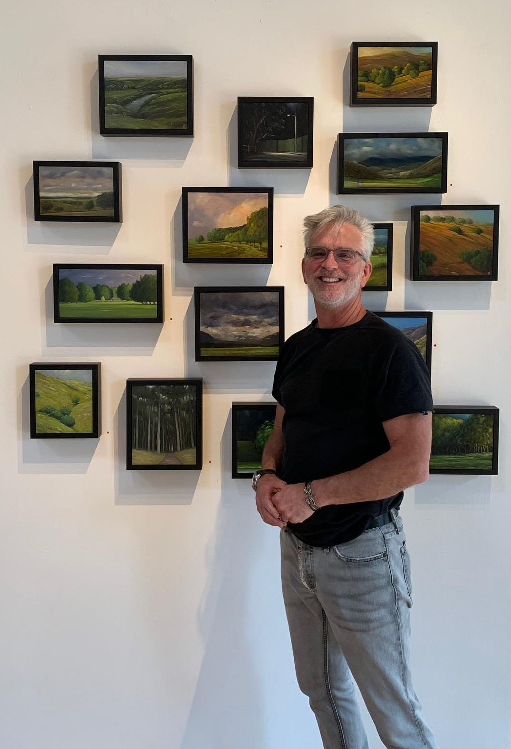 Ross Penhall | West Vancouver Artist at Caldwell Snyder
