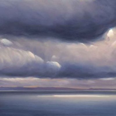 19-11-Eagleridge-17x48-oil-on-canvas | SOLD