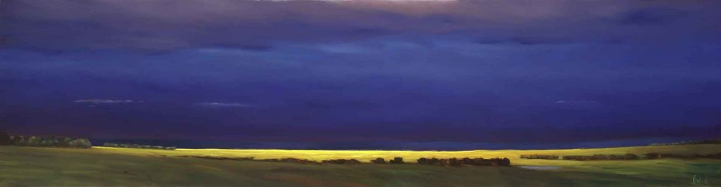 19-13-Hwy-575-To-Acme-22x84-oil-on-canvas