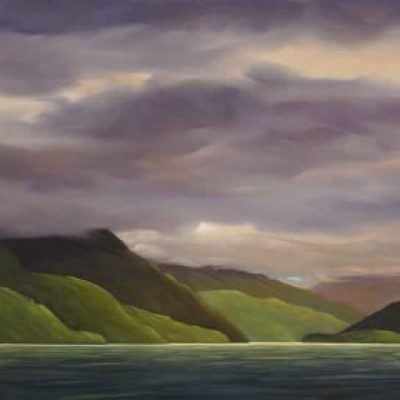 19-36-Haida-Gwaii-24x84-oil-on-canvas | SOLD