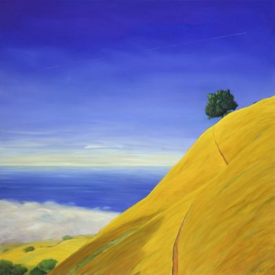 20-41 The Outcropping 50x50 oil on canvas