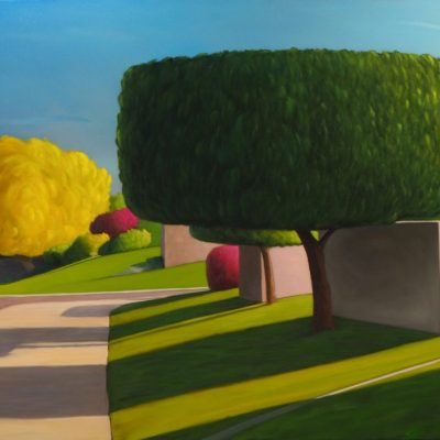 21-01 Desert Ave 45x65 oil on canvas