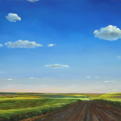 21-07 Dream State 42x72 oil on canvas