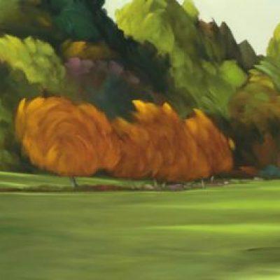 21-12 Wander 27x108 oil on canvas