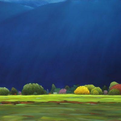21-22 Undersea Garden 40x50 oil on canvas